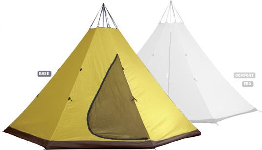 Tentipi Inner-tent Base Model