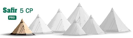 Tentipi Safir camping tent photos