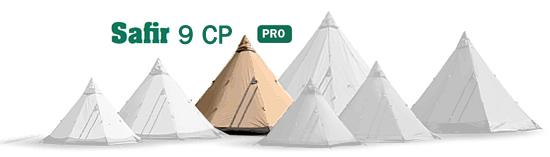 Safir Tentipi camping tent photos