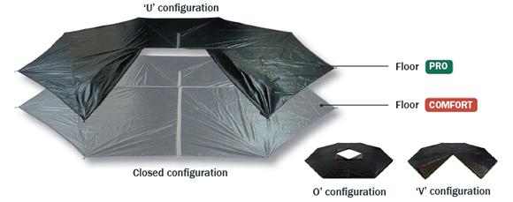 Tentipi tent floor specs