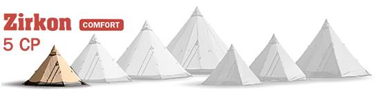 Zirkon 5 CP Tentipi tent-tipi images