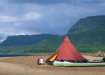 Tentipi Zirkon Tent-tipi Series