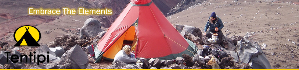 Tents for backpacking and mountain climbing